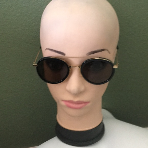 0f4c8862ad1d Céline Sunglasses - Black